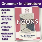 The Tell-Tale Heart by Edgar Allan Poe - Nouns - Grammar i