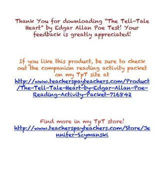 the tell tale heart essay suspense
