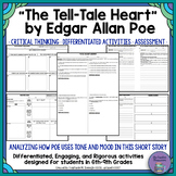 """The Tell-Tale Heart"" by Edgar Allan Poe Unit"