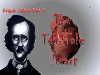 The Tell-Tale Heart by Edgar Allen Poe story study