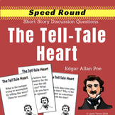 The Tell-Tale Heart by Poe Speed Round Discussion Questions