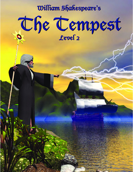 The Tempest 10 Chapters, Student Activities, Answer Keys
