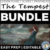 The Tempest Activity Mini Bundle