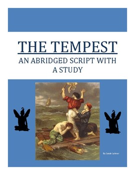 The Tempest: An Abridged Shakespeare Script with a Study