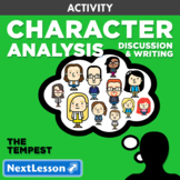 The Tempest: Character Analysis - Projects & PBL