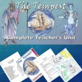 The Tempest Bundle: Complete Teacher's Unit