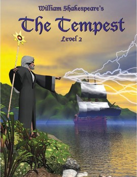 The Tempest eBook 10 Chapter Reader
