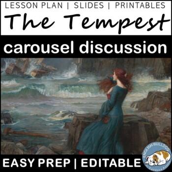 The Tempest Fishbowl Debate
