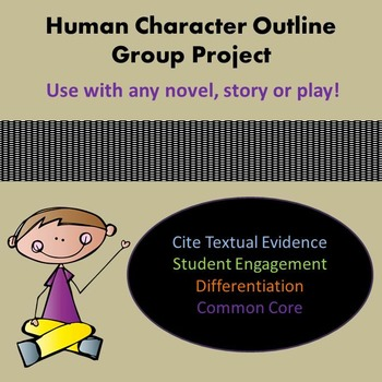 Characterization Project for Story, Novel, or Play
