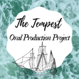 The Tempest Oral Production Project