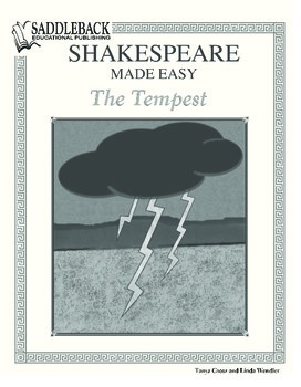 The Tempest Reading Guide (Shakespeare Made Easy)