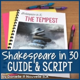 The Tempest - Shakespeare in 30