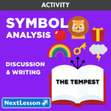 The Tempest: Symbol Analysis - Projects & PBL