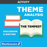The Tempest: Theme Analysis - Projects & PBL