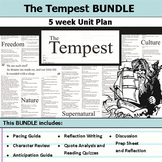 The Tempest by William Shakespeare Unit