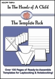 The Template Pack - Foldable Organizers for Hands-On Learning!