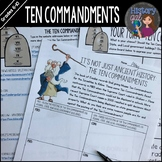 The Ten Commandments: It's Not Just Ancient History!