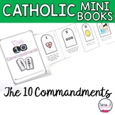 The Ten Commandments Mini Book