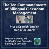 The Ten Commandments of Bilingual Classroom Management
