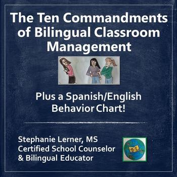 The Ten Commandments of Bilingual Classroom Management