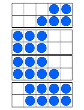 The Ten Frame Memory Game