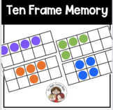 The Ten Frame Memory Game