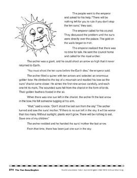 The Ten Suns/Los diez soles