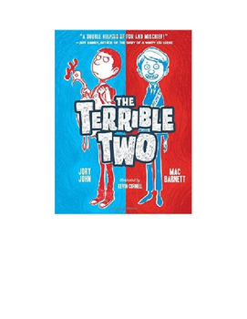 The Terrible Two Trivia Questions