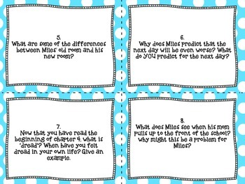 The Terrible Two by Jory John and Mac Barnett-CCSS aligned task cards