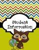 Teacher Binder-  Owl/Bird Theme The Ultimate Binder! Updates each year!