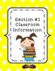 Teacher Organization Binder - Teacher Planner - Editable - Free Updates Yearly!