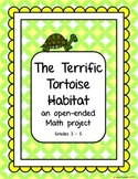 The Terrific Tortoise Habitat - an open-ended Math Project