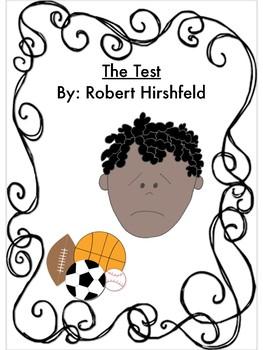 The Test by Robert Hirschfeld