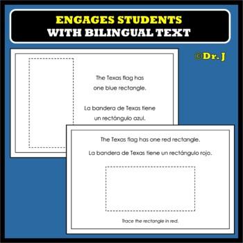 The Texas Flag/La Bandera de Texas