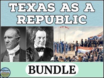 The Texas Republic BUNDLE