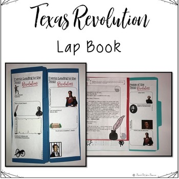 Texas Revolution Activity Bundle
