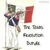 Texas Revolution Activity Bundle