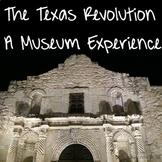 TEXAS REVOLUTION - Battles of the Texas Revolution Doodle Notes