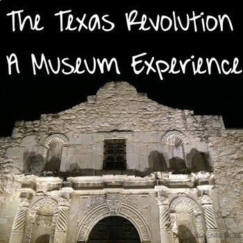 TEXAS REVOLUTION - Battles of the Texas Revolution Cartoon Notes