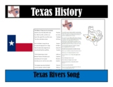 The Texas Rivers Song
