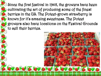 The Texas Strawberry Festival