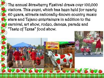 The Texas Strawberry Festival