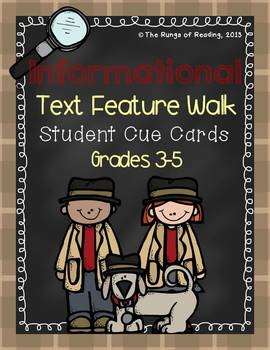 The Text Feature Walk for Informational Text