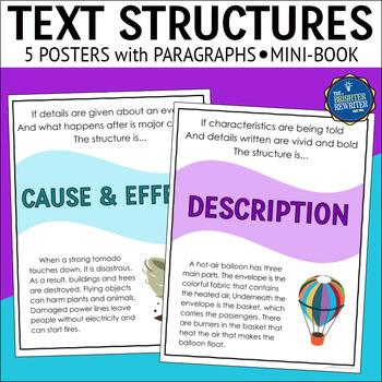 Text Structures Song Lyrics