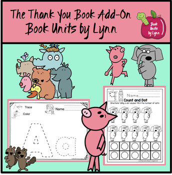 The Thank You Book Add-On