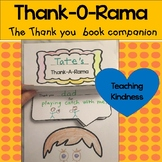 The Thank You Book Companion : Thank-O-Rama