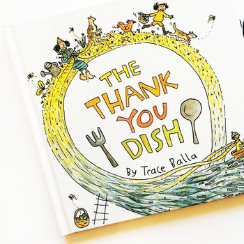 The Thank You Dish (Thanksgiving Activities)
