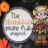The Thankful Plate Full Project