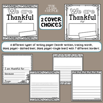 The Thankful Project Target Mini Book Edition