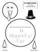 The Thankful Turkey